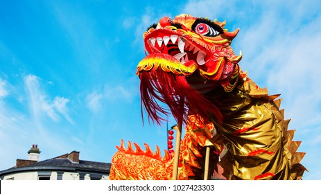 Liverpool Chinese New Year - Year of the Dog 2018