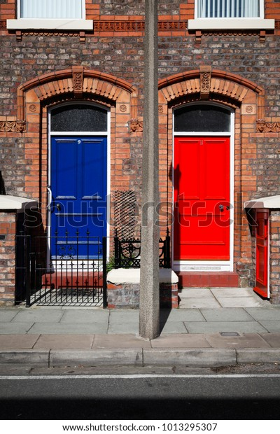 Liverpool England April 17 2015 Building Stock Photo Edit