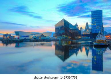 Liverpool Skyline Images, Stock Photos & Vectors | Shutterstock