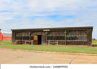 Livery stables in rural US