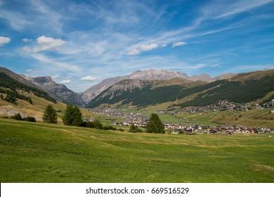Livigno, Valtellina, Sondrio, Lombardy, Italy