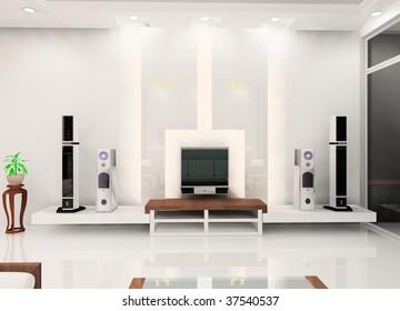 a living room decorate design