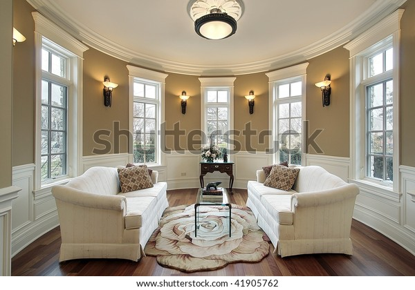 Living Room Wall Sconces Stock Photo Edit Now 41905762