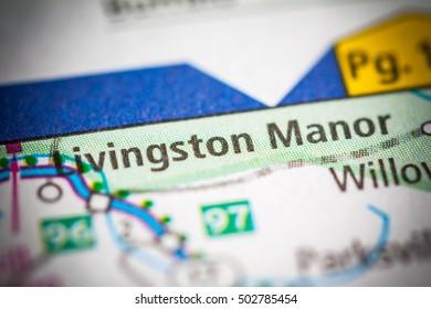 Livingston Manor. New York (State). USA.