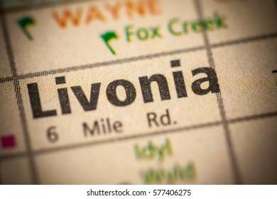 Livonia. Michigan. USA