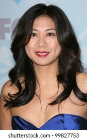 Liza Lapira at the 2011 FOX Winter All-Star Party, Villa Sorriso, Pasadena, CA. 01-11-11
