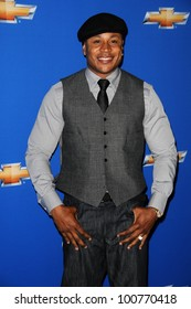 """LL Cool J at the CBS Fall Season Premiere Event """"Cruze Into The Fall,"""" Colony, Hollywood, CA. 09-16-10"""