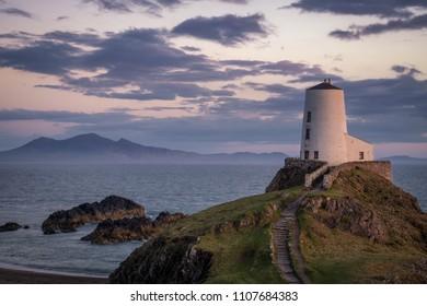 LLadwyyn Island anglesey north wales uk