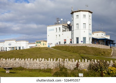 Llandudno, North Wales, United Kingdom. September, 9 2015 : The Summit Complex, At the summit of the Great Orme in Llandudno, Wales Great Britain.