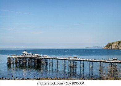 Llandudno Pier is a  pier in the seaside resort of Llandudno, North Wales, United Kingdom.