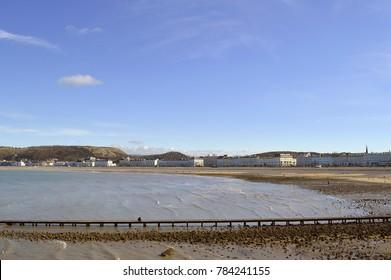 Llandudno seaside resort in North Wales