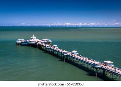 Llanduno Pier