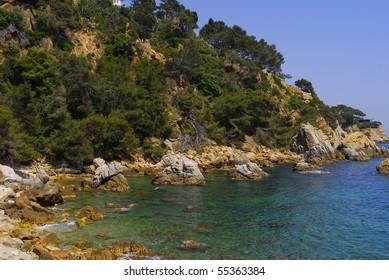 Lloret de Mar,Costa Brava,Spain