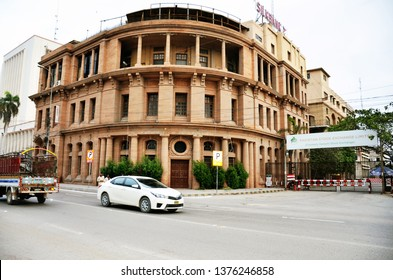 Lloyd's Bank building Karachi Karachi, Pakistan, September 7, 2015