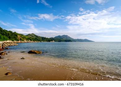 Lo So Shing Beach, Lamma Island