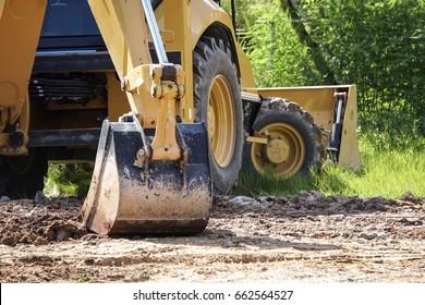 loader backhoe