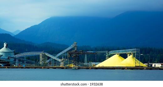 Mining British Columbia Images, Stock Photos & Vectors   Shutterstock