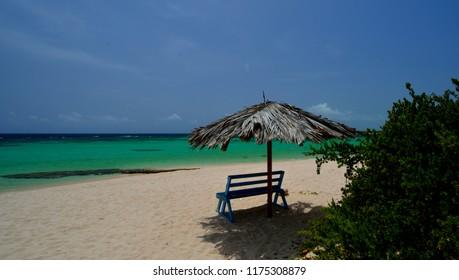 Loblolly Beach in Anegada, British Virgin Islands