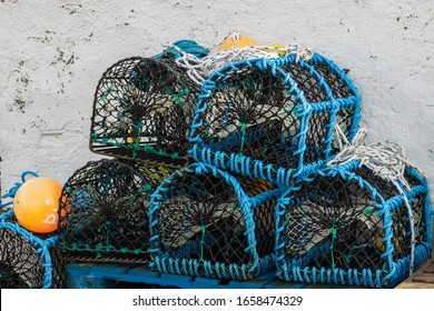 Lobster and crab Creels fishing equipment