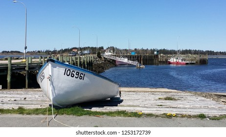 Lobster Rock, Yarmouth NS, Canada