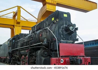 Local Feature locomotive