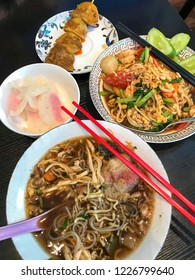 Local Indonesian noodles