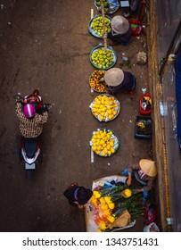 Local Market, Dalat, Vietnam
