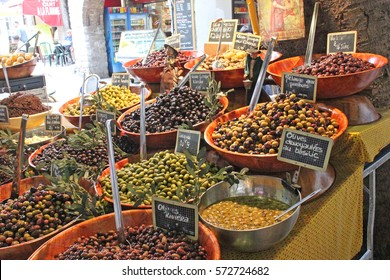 Local market of France