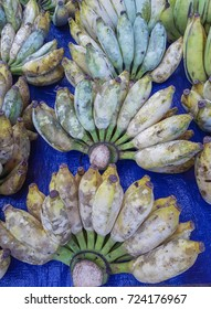 bananacultivarfresh from local wet market