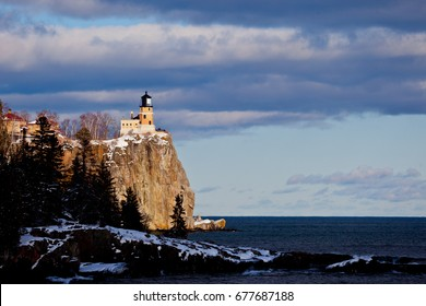 Located atop a 135 ft cliff along Lake Superior's north shore, Split Rock Lighthouse is a true tribute to the past.