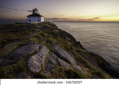 Located at the most easterly point of land in North America, Cape Spear Lighthouse is the oldest surviving lighthouse in Newfoundland.
