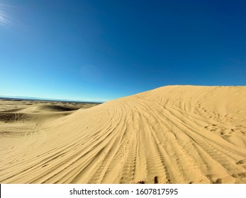 Located in the southeast corner of California, the Imperial Sand Dunes are the largest mass of sand dunes in the state and a favorite place for off-highway vehicle (OHV) enthusiasts