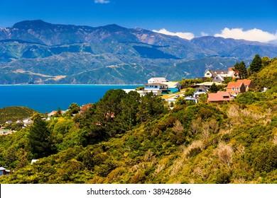Location: New Zealand, capital city Wellington