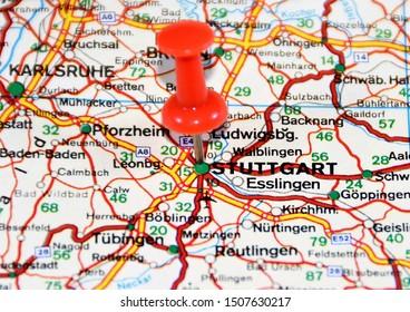 Deutschlandkarte Icon Stockfotos Bilder Und Fotografie Shutterstock