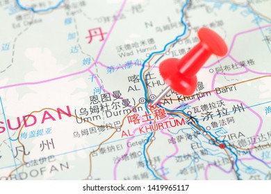 Map of Sudan Stock Photos, Images & Photography   Shutterstock