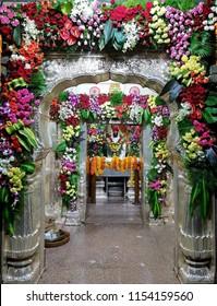 Location-Panduarpur, Shri-Vitthal Decoration Latest Photo-shot of this decoration