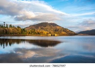 Loch Fyne from Inveraray, Scotland