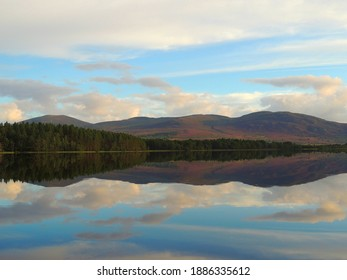 Loch Garten Nature Reserve, Abernethy, Scotland. - Shutterstock ID 1886335612