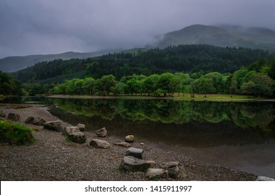 Loch Lunaib, Loch Lomond and The Trossachs National Park, Scotland