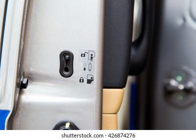 Keys Inside Car Locked Stock Photos, Images & Photography