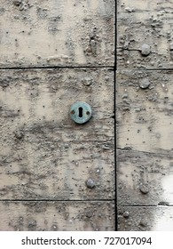 Lock of an old door