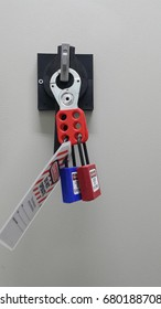 Lock out & Tag out , Lockout station,machine - specific lockout devices and lockout point