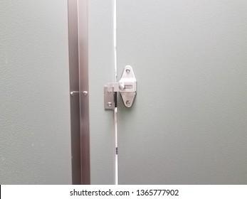 Bathroom Stall Door Hd Stock Images Shutterstock