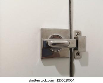locker the door