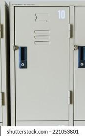 Locker in University