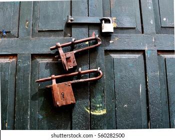 Locks won't open