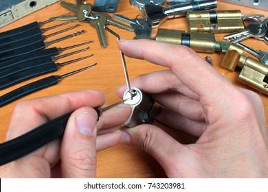 Lock-pick Images, Stock Photos & Vectors | Shutterstock