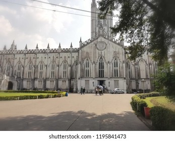 Lode jesus church in kolkata