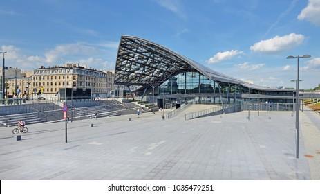 Lodz Fabryczna railway station,Lodz, Poland