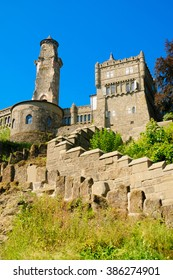 Loewenstein castle, located in Kassel, is an artificial castle. It is located in the beautiful park Wilhelmshoehe. It is one of most important German buildings which were built in neo-gothic style.